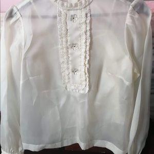 Orla Kiel's blouse